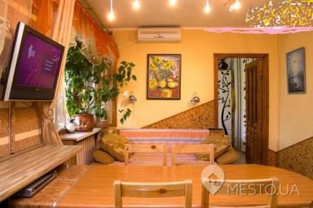 Уютная квартира ,предназначена для проживания 6 человек.В квартире есть абсолютн. Одесса, Одесская область. фото 4