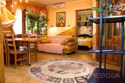 Уютная квартира ,предназначена для проживания 6 человек.В квартире есть абсолютн. Одесса, Одесская область. фото 6