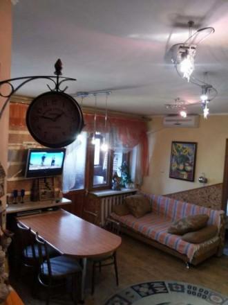 Уютная квартира ,предназначена для проживания 6 человек.В квартире есть абсолютн. Одесса, Одесская область. фото 3