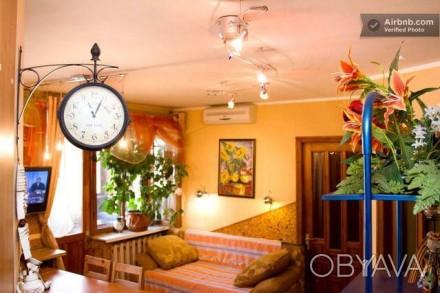 Уютная квартира ,предназначена для проживания 6 человек.В квартире есть абсолютн. Одесса, Одесская область. фото 1