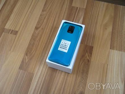 Xiaomi Redmi Note 9S 4/64GB Global Aurora Blue.