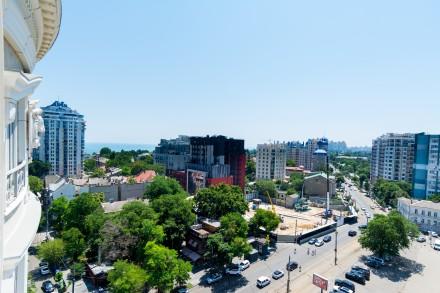 Квартира находится в ЖК Бельэтаж, охраняемая и закрытая территория жилого компле. Приморский, Одеса, Одесская область. фото 10