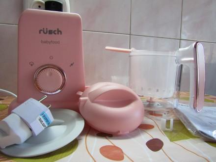 Пароварка-блендер позволяет готовить питательные детские блюда на пару,так же мо. Раздельная, Одесская область. фото 7