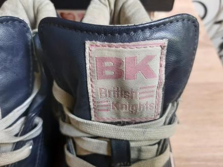 Фирменные кеды, (Сникеры) BK British Knights.Размер: (40) 25 см. Кеды в хорошем. Конотоп, Сумская область. фото 8