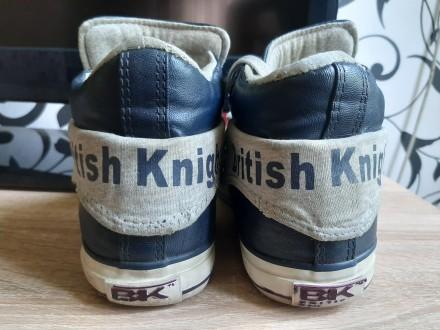 Фирменные кеды, (Сникеры) BK British Knights.Размер: (40) 25 см. Кеды в хорошем. Конотоп, Сумская область. фото 7