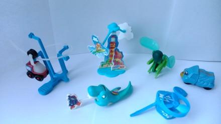 Продам динозавра из киндер сюрприза 90-х годов.DINOSAUR Tombola Kinder Egg Сост. Киев, Киевская область. фото 7