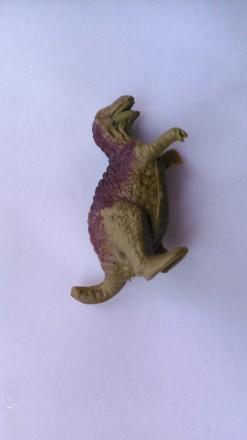 Продам динозавра из киндер сюрприза 90-х годов.DINOSAUR Tombola Kinder Egg Сост. Киев, Киевская область. фото 2