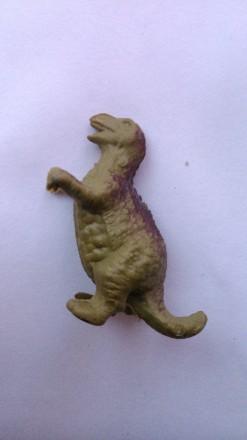 Продам динозавра из киндер сюрприза 90-х годов.DINOSAUR Tombola Kinder Egg Сост. Киев, Киевская область. фото 3
