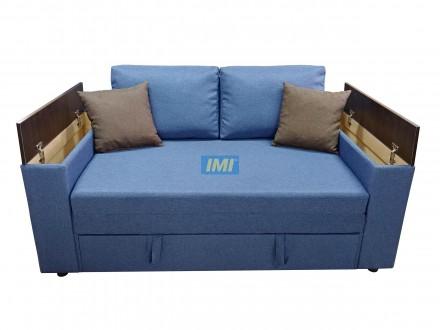 Диван «Кубус» – это компактный небольшой диванчик, который легко трансформируетс. Черкассы, Черкасская область. фото 3