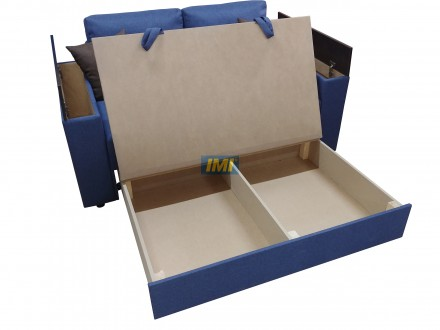 Диван «Кубус» – это компактный небольшой диванчик, который легко трансформируетс. Черкассы, Черкасская область. фото 6