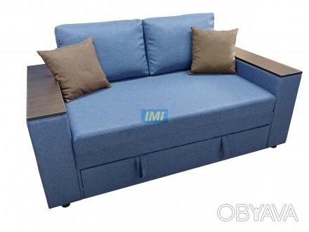 Диван «Кубус» – это компактный небольшой диванчик, который легко трансформируетс. Черкассы, Черкасская область. фото 1