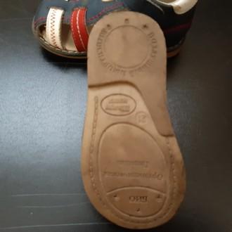 Босоніжки шкіряні, мають ортопедичну підошву. Казатин, Винницкая область. фото 4