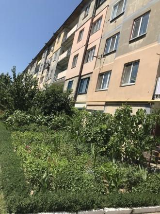 3-х комн квартира с раздельными комнатами    Большая семья,у каждого свои интере. Херсон, Херсонская область. фото 13