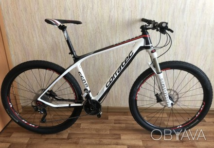 Велосипед Corratec X-Vert Carbon 0.1 XT Mix 650B