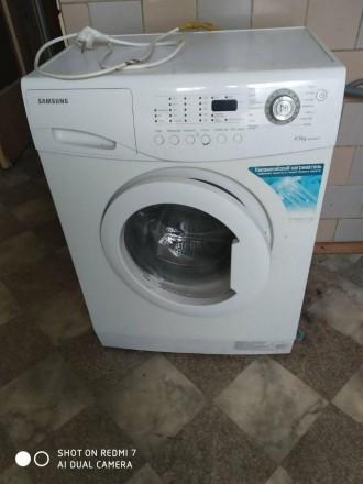 Продам стиральную машину, В рабочем состоянии.. Чернигов, Черниговская область. фото 5