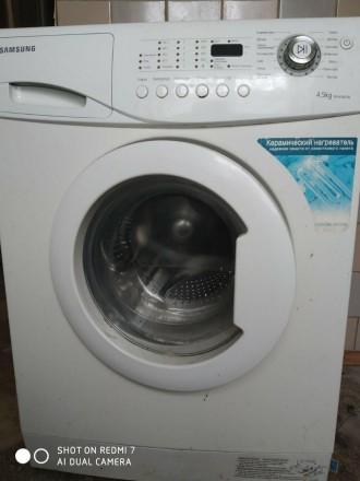 Продам стиральную машину, В рабочем состоянии.. Чернигов, Черниговская область. фото 4