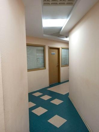 Помещения под офис общей площадью - 224,1 кв м. Офис автономный с отдельным вход. Центр, Днепр, Днепропетровская область. фото 3
