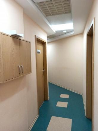 Помещения под офис общей площадью - 224,1 кв м. Офис автономный с отдельным вход. Центр, Днепр, Днепропетровская область. фото 6