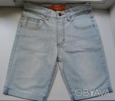 Шорты джинсовые бриджи летние