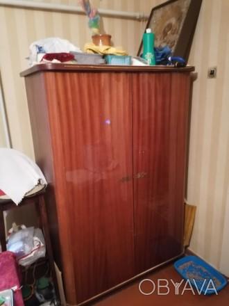 Два гардероба по 3000 каждый. В отличном состоянии.. Николаев, Николаевская область. фото 1