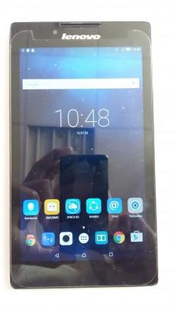 """Планшет Lenovo Tab 2 3G A7-30DC: Диагональ экрана  -  7"""" (IPS) Оперативная пам. Киев, Киевская область. фото 4"""