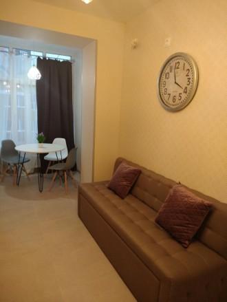 Продам шикарную квартиру с большой кухней, комнатой, гардеробной, двумя балконам. Ирпень, Ирпень, Киевская область. фото 4