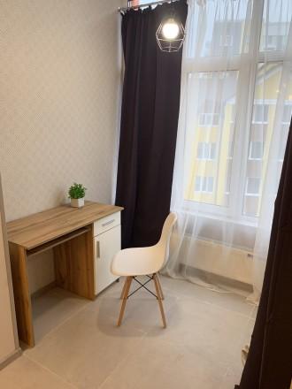 Продам шикарную квартиру с большой кухней, комнатой, гардеробной, двумя балконам. Ирпень, Ирпень, Киевская область. фото 6