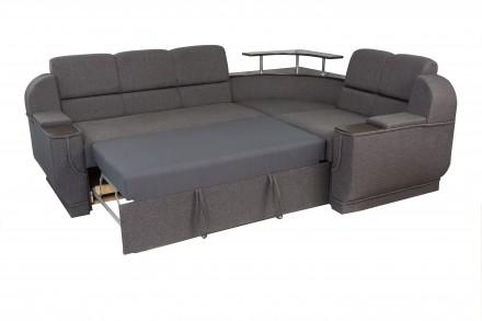 Кутовий диван Меркурій - найбільш універсальний предмет м'яких меблів, який. Киев, Киевская область. фото 5