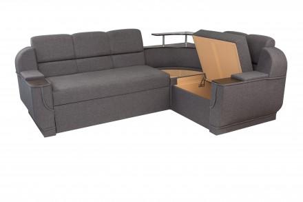 Кутовий диван Меркурій - найбільш універсальний предмет м'яких меблів, який. Киев, Киевская область. фото 4