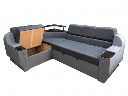 Кутовий диван Меркурій - найбільш універсальний предмет м'яких меблів, який. Киев, Киевская область. фото 8