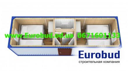 Компания «Евробуд Модуль» предоставляет услуги по созданию проекта, изготовлению. Пересыпь, Одесса, Одесская область. фото 13