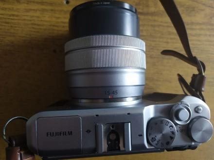 Продам фотоаппарат Fyjifilm x-A5 в хорошем состоянии. В комплекте чехол, карта п. Мариуполь, Донецкая область. фото 5
