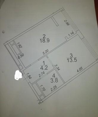 """ЖК """"45-я Жемчужина"""". Новый сданный дом. Состояние от строителей. Престижный райо. Аркадия, Одеса, Одесская область. фото 8"""