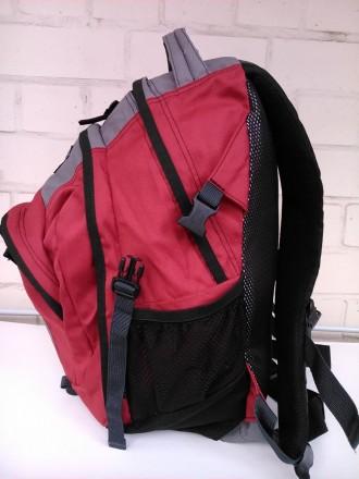 Продам новый рюкзак Polar Adventure 30L Цвет кирпичный с серыми вставками. Мол. Киев, Киевская область. фото 3