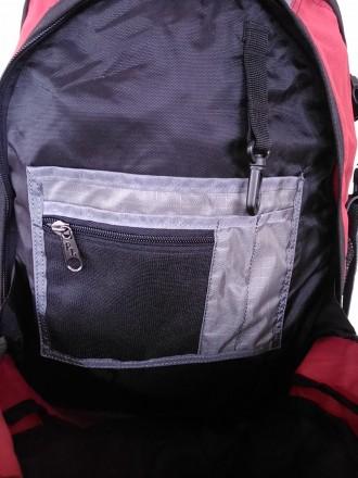 Продам новый рюкзак Polar Adventure 30L Цвет кирпичный с серыми вставками. Мол. Киев, Киевская область. фото 5