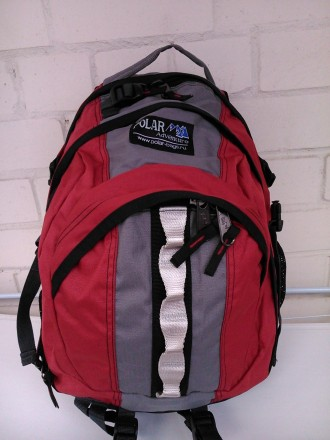 Продам новый рюкзак Polar Adventure 30L Цвет кирпичный с серыми вставками. Мол. Киев, Киевская область. фото 2