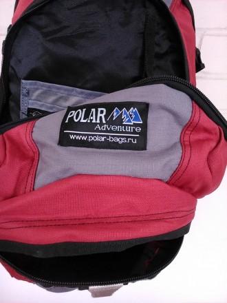 Продам новый рюкзак Polar Adventure 30L Цвет кирпичный с серыми вставками. Мол. Киев, Киевская область. фото 6