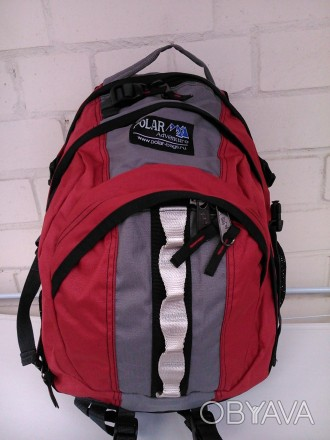 Продам новый рюкзак Polar Adventure 30L Цвет кирпичный с серыми вставками. Мол. Киев, Киевская область. фото 1
