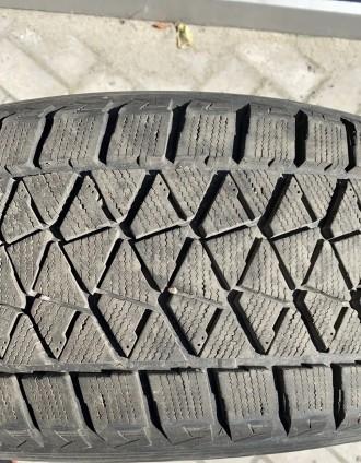 Продам 4 зимние шины в очень хорошем состоянии Bridgestone Blizzak DM-V2 в типор. Днепр, Днепропетровская область. фото 6
