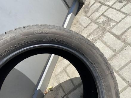 Продам 4 зимние шины в очень хорошем состоянии Bridgestone Blizzak DM-V2 в типор. Днепр, Днепропетровская область. фото 8