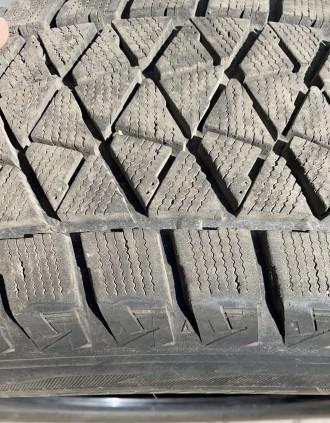 Продам 4 зимние шины в очень хорошем состоянии Bridgestone Blizzak DM-V2 в типор. Днепр, Днепропетровская область. фото 5