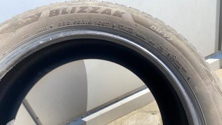 Продам 4 зимние шины в очень хорошем состоянии Bridgestone Blizzak DM-V2 в типор. Днепр, Днепропетровская область. фото 3