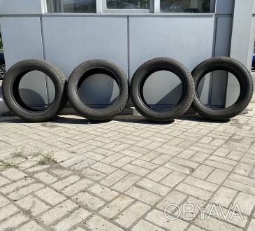 Продам 4 зимние шины в очень хорошем состоянии Bridgestone Blizzak DM-V2 в типор. Днепр, Днепропетровская область. фото 1
