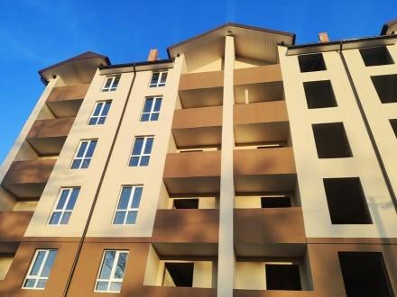 Вашему вниманию предлагается новая 2-х комнатная квартира в клубном доме в город. Green Yard ЖК, Ирпень, Киевская область. фото 3