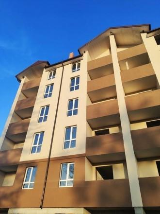 Вашему вниманию предлагается новая 2-х комнатная квартира в клубном доме в город. Green Yard ЖК, Ирпень, Киевская область. фото 4