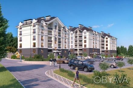 Вашему вниманию предлагается новая 2-х комнатная квартира в клубном доме в город. Green Yard ЖК, Ирпень, Киевская область. фото 1
