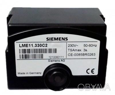 Автомат горения Siemens LME применяются для запуска и контроля 1- или 2- ступенч. Житомир, Житомирская область. фото 1