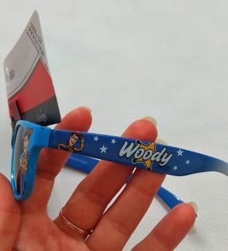 Голубые солнечные очки от бренда Disney для мальчика. Красивые, в оригинальной . Измаил, Одесская область. фото 5