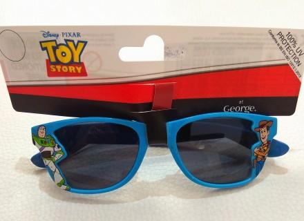 Голубые солнечные очки от бренда Disney для мальчика. Красивые, в оригинальной . Измаил, Одесская область. фото 2