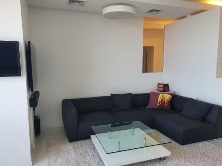 4 комнатная квартира Мост Сити с ремонтом Панорамный вид на Днепр.  Этаж - 18. Центр, Днепр, Днепропетровская область. фото 7